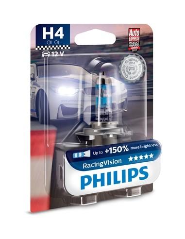 Bec H4, 12V 55W, 12342RVB1  Philips...