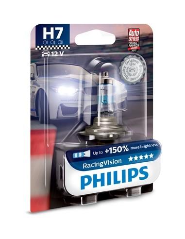 Bec H7, 12V 55W, 12972RVB1 Philips...
